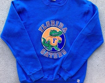 Retro University of florida sweater sz M