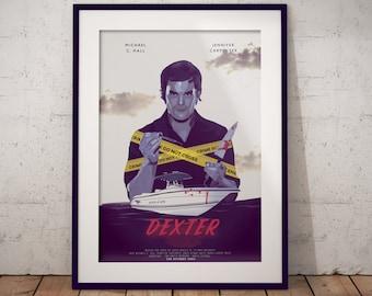 Poster - series - Dexter