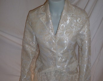 How Brocade jacket