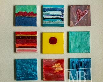 Tiny Art Oils Paintings