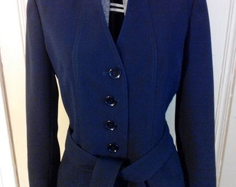 Vintage Calvin Klein 2 piece suit
