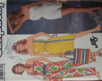 Simplicity Patterns 8077, 9006, and 9751