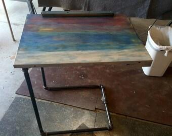 Laptop/Computer Industrial Desk