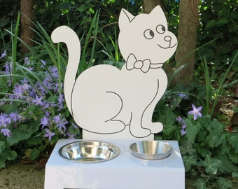 Bowls for cats-Cat Ambrose