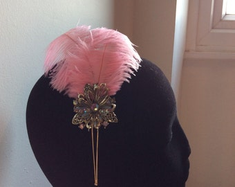 Pretty Pink & Sparkle - #18 Hairband