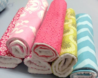 Burp Cloths (8)