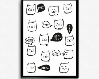 Meow!- poster