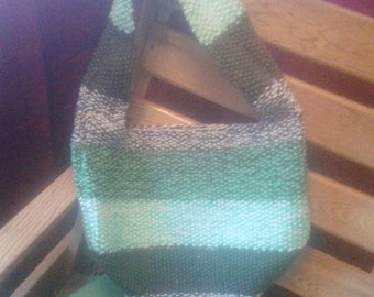 100% Knit Market/Tote Bag