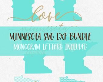 Minnesota Svg bundle Svg Font Svg Monogram Frames Svg Monograms Cricut svg Silhouette svg designs png dxf jpg svg cutting files svg mermaid