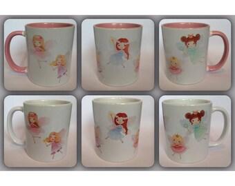 Pretty Fairies Mug