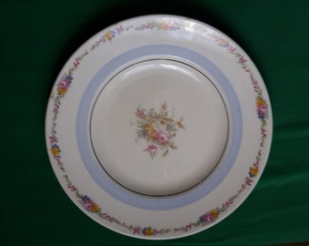 old english dinner plate