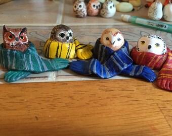 Custom Hogwarts Owls