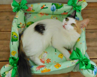 CAT BEDS, pet beds, pet bedding, beds for pets, small dog beds