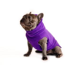 """Polartec 200 fleece sweater in """"Frost Blue"""""""