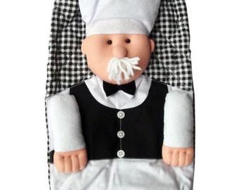 Mr. Chef Bag Holder