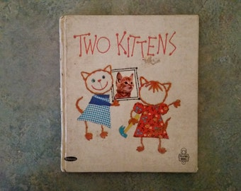 Two Kittens childrens classic
