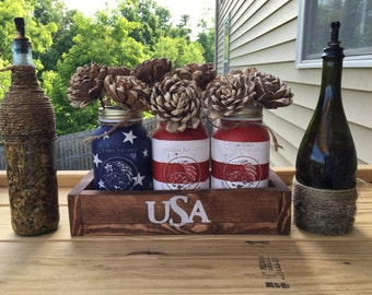 americana decor etsy