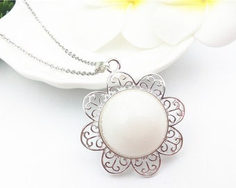 DIY Breast Milk Pendant Necklace Keepsake Kit