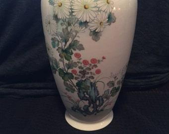 Vintage Nippon Toki Kaisha Bone China Vase