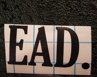 EAD Sticker
