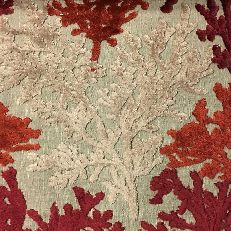 Coral Pattern Cut