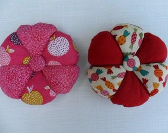 Patchwork Pincushion Handmade