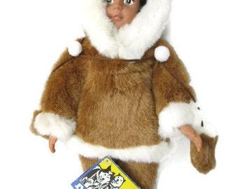 Eskimo Doll Northern Neighbors