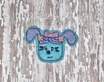 Daisy Feltie Embroidery Design