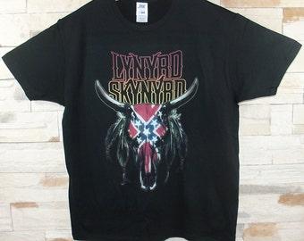 Lynyrd Skynyrd, black shirt