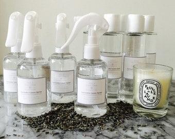 French Lavender Linen Spray Set