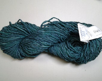 "COLINETTE hand dyed, raw silk yarn, ""YUME"""