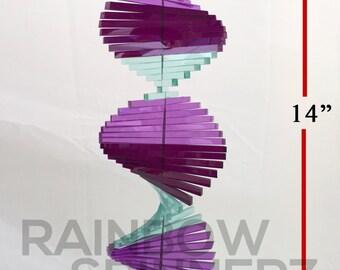 "RainbowSpinnerz - Medium - ""Meadow"""