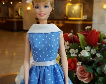 Handmade Barbie Doll Clothes