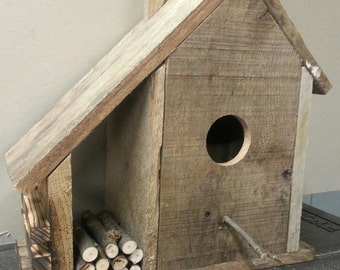 Birdhouse Rustic Wood