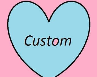 Custom Large Toy