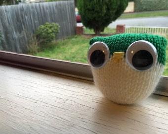 2 x Owl Puff