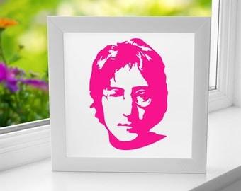 BoxFace - John Lennon