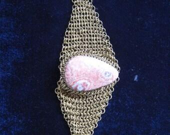 queretaro chalcedony bracelet