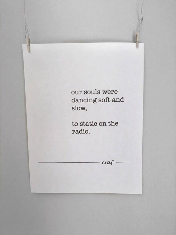 Dancing Souls Print