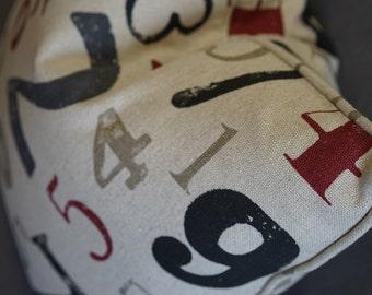 Contemporary Throw Pillow, Toss pillow, Decorative throw pillow
