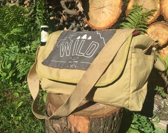 Get Wild every day adventure bag