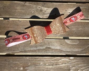 San Francisco 49ers Headband