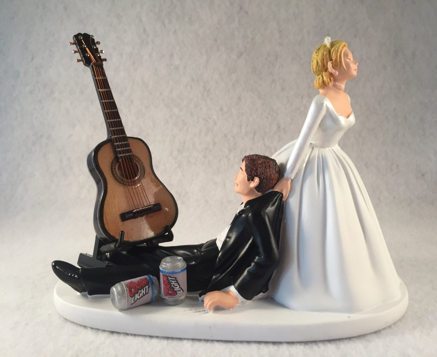 Funny Guitar Cake Topper By INeedCake On Etsy