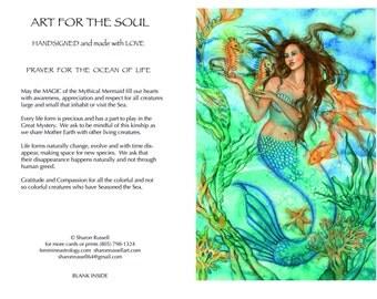 Blue Lagoon Mermaid