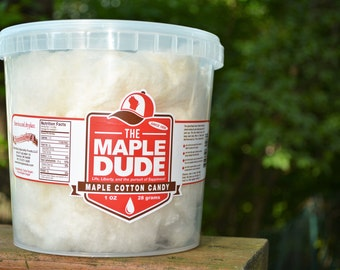 Maple Cotton Candy by The Maple Dude