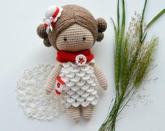 Crochet magic doll, Amigurumi, Handmade