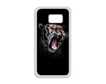 Black Tiger Samsung Case