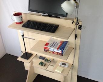 Adjustable Standup Desk Half-Pint