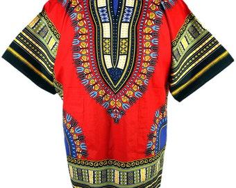 African Dashiki Tshirt