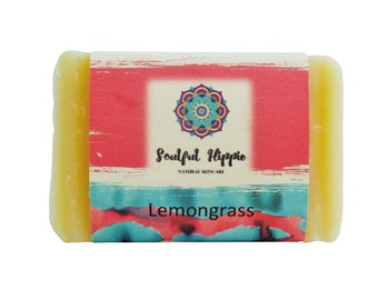 Lemongrass Bar Soap 7oz